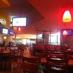 Photo taken at Shakey's Pizza by Alejandro G. F. on 10/11/2012