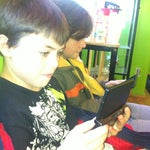 Photo taken at Razors Barbershop & Shave by William S. on 12/15/2012