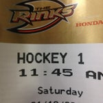 Photo taken at The Rinks Anaheim Ice by Janet A. on 1/12/2013