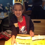 Photo taken at Buffalo Wild Wings by Linda F. on 11/8/2014