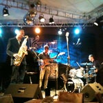 Фото Уфимский джаз-клуб в соцсетях
