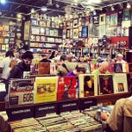 Photo taken at Twist & Shout Records by Lesley Y. on 4/20/2013