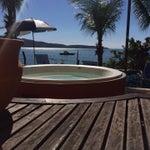 Photo taken at Pousada Villa Paradiso by Cassio D. on 8/28/2014
