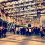 Photo taken at Waterloo London Underground Station by Hugo M. on 3/5/2013