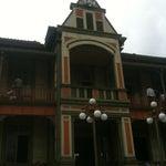 Photo taken at Palacio de Hierro by Arthur M. on 7/21/2013