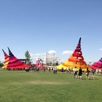 Photo taken at Coachella Valley Music and Arts Festival by Hanna M. on 4/13/2013