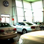 Photo taken at McDonald VW by Chris H. on 3/19/2013