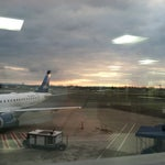 Photo taken at Syracuse Hancock International Airport (SYR) by Sara M. on 1/14/2013