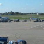 Photo taken at Gate 28 by Werner C. on 9/30/2012