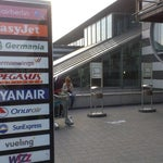 Check in at Dortmund Airport!