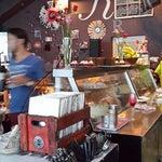 Photo taken at Rcaffé Coffee Shop by Jeremy Adam W. on 2/14/2014