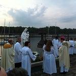 Photo taken at St Mark School by Carl W. on 8/15/2012
