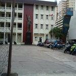 Photo taken at Universitas Bung Karno by Ika B. on 2/27/2013