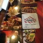 Photo taken at TGI Fridays by Marbelly L. on 12/27/2012