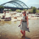 Photo taken at Confluence Park by Amanda S. on 7/11/2013