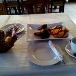Photo taken at Restaurante Campestre El Alamo by George T. on 1/15/2013
