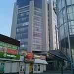 Фото Центральный автовокзал в соцсетях