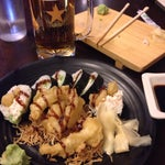 Photo taken at Sapporo Japanese Restaurant by Osman M. on 2/14/2015