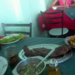 Photo taken at Churrascaria Coqueiro Verde by Rose M. on 12/12/2012