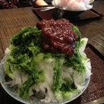Photo taken at 甘味処 西山 by Takehito O. on 7/2/2013