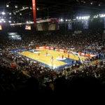 Photo taken at Abdi İpekçi Arena by Andaç K. on 4/19/2013