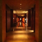 Photo taken at Four Seasons Hotel Silicon Valley by Brian O. on 1/9/2013