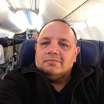 Photo taken at Gate D8 by Cesar U. on 3/14/2013