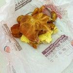 Photo taken at Burger King by Cindy R. on 7/5/2013