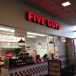 Photo taken at Five Guys by Michael M. on 6/19/2013