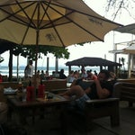 Photo taken at Fishbone Café by Rebecca A. on 10/20/2012