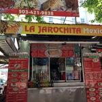 Photo taken at La Jarochita Mexican by littleneek on 7/15/2014