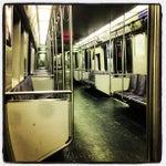 Photo taken at MBTA Davis Square Station by Matthew P. on 4/4/2013