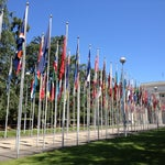 Photo taken at Palais des Nations by Samantha M. on 7/1/2013