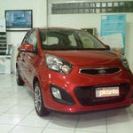 Photo taken at KIA showroom PT.Pratama Transindo by Kurniawan on 5/22/2013