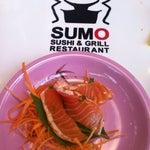 Photo taken at Running Sushi Sumo by Martin V. on 6/29/2013