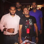 Photo taken at Sugar Ultra Lounge by Hassan K. on 6/27/2014