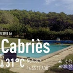 Photo taken at Cabriès by Rodrigue D. on 8/17/2013