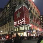 Photo taken at Macy's by Ksusha U. on 1/30/2013