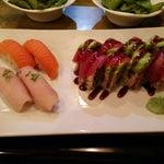 Photo taken at Mei Sushi by Scott F. on 11/26/2014