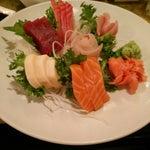 Photo taken at Mei Sushi by Scott F. on 12/17/2014
