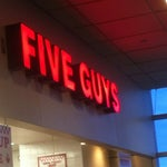 Photo taken at Five Guys by Chris M. on 12/21/2012