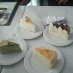 Photo taken at Nadeje Cafe by Christy K. on 6/2/2013