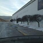 Photo taken at Mercer Mall by Denise C. on 1/24/2013