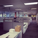 Photo taken at Zappos HQ by Joshua P. on 10/29/2013