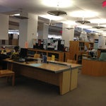 Photo taken at San Francisco Public Library - Main Library by Bharath G. on 6/12/2013