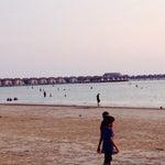 Photo taken at Bagan Lalang Seaview by Herleena J. on 9/1/2014