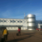 One of the smalest polish airports...