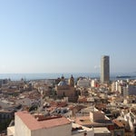 Photo taken at Alacant / Alicante by Thierry S. on 8/18/2013