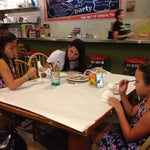 Photo taken at Alisa's Painted Bistro/Color Me Mine by Leonardo M. on 9/14/2014