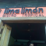 Photo taken at Lima Limon by Carolina Z. on 11/17/2013